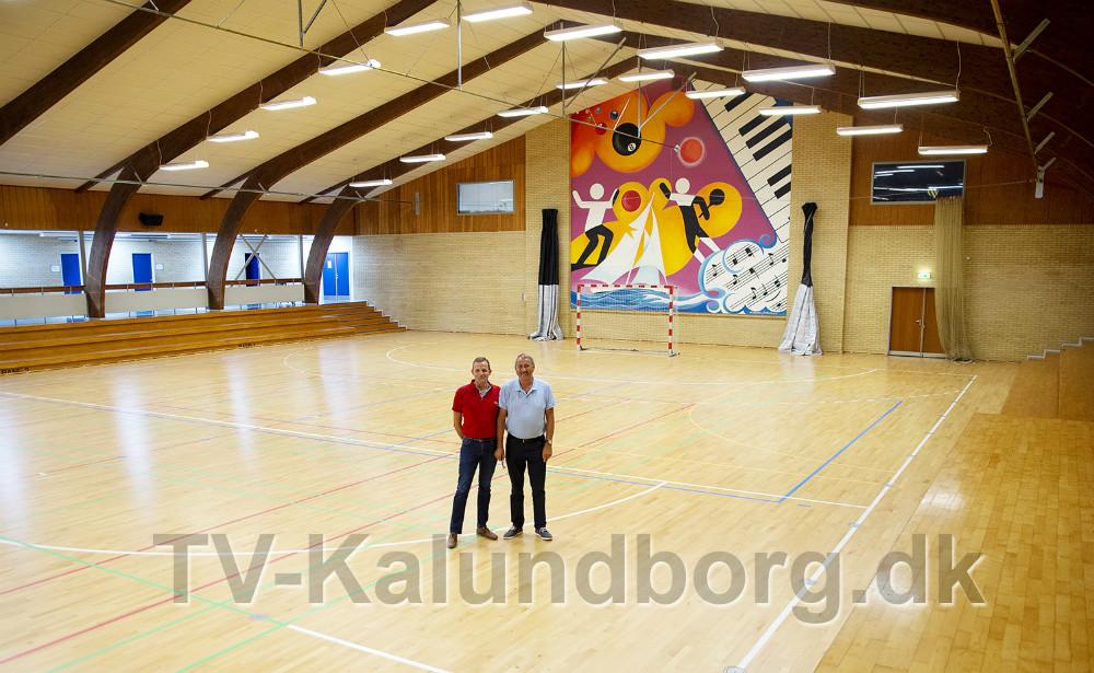 Ældrefesten flyttes til Hvidebækhallen. Foto: Jens Nielsen