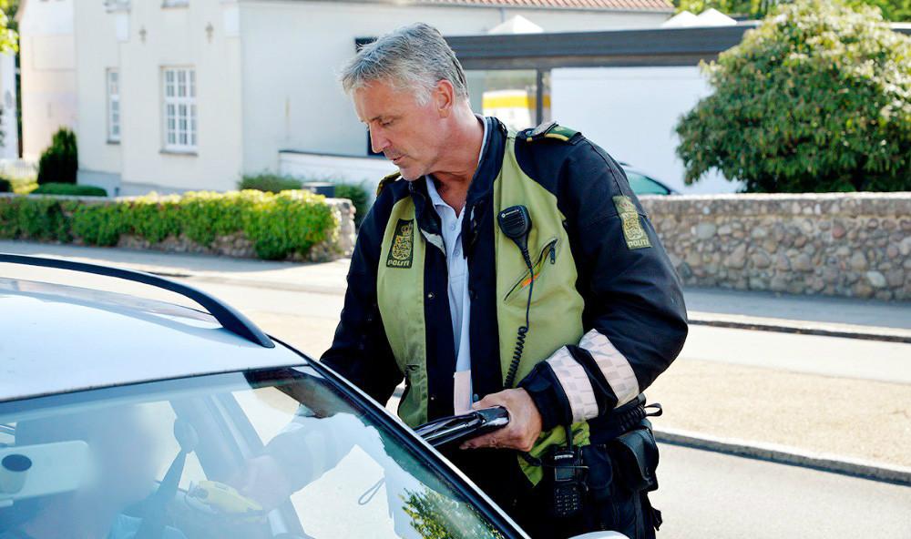Politiet fortsætter deres indsats mod spritbilister i forbindelse med Kalundborg Rock´er. Arkivfoto: Jens Nielsen