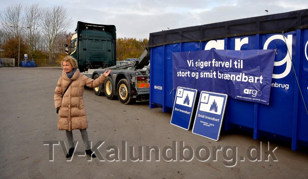 Direktør for Argo, Trine Lindegaard Holmberg. Foto: Jens Nielsen
