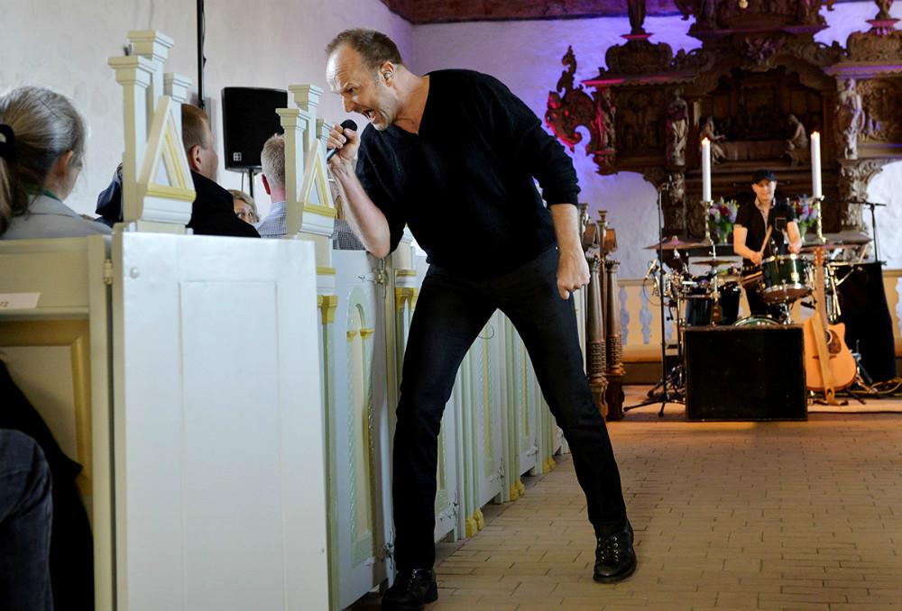 Die Herren er på programmet til dette års Kalundborg Rocker. Foto: Jens Nielsen