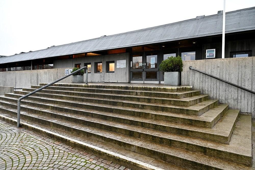 Svømmehallen blev indviet i 1978. Foto: Jens Nielsen