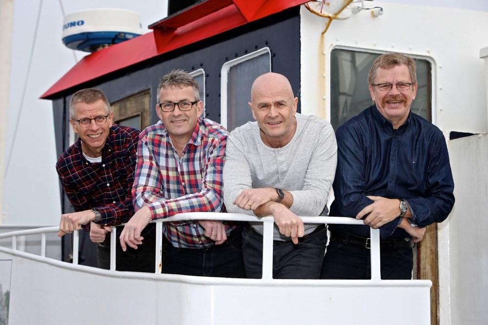 Tørfisk giver koncert i Kino Den Blå Engel til november.