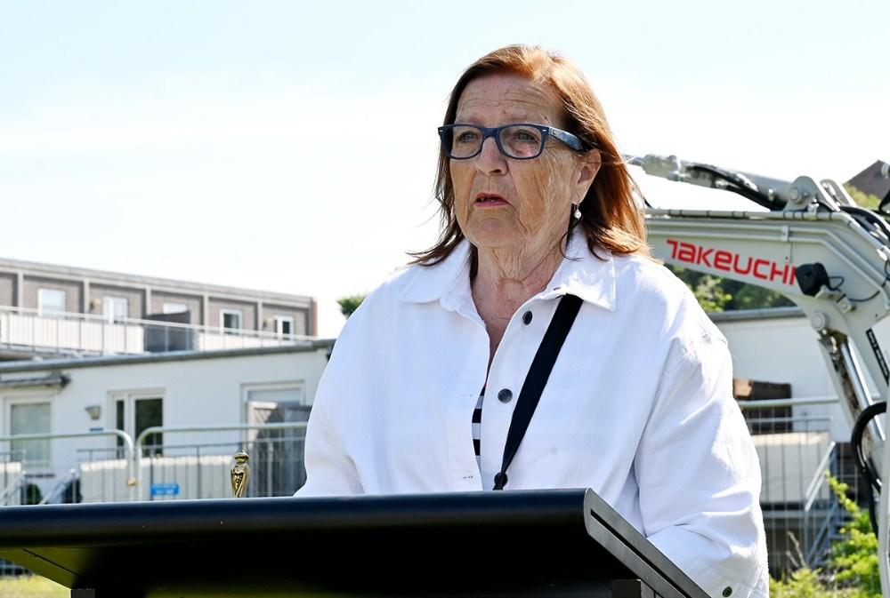 Maja Hansen, formand for Boligselskabet Alliken. Foto: Jens Nielsen