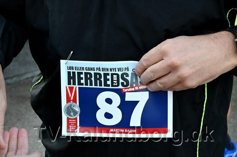 Borgmestren deltog selv i løbet. Foto: Jens Nielsen