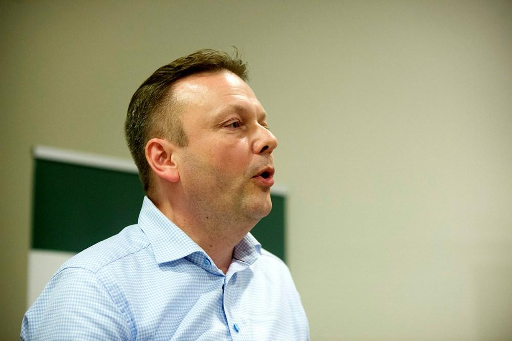 Jesper Wienmann Hansen. Foto: Jens Nielsen