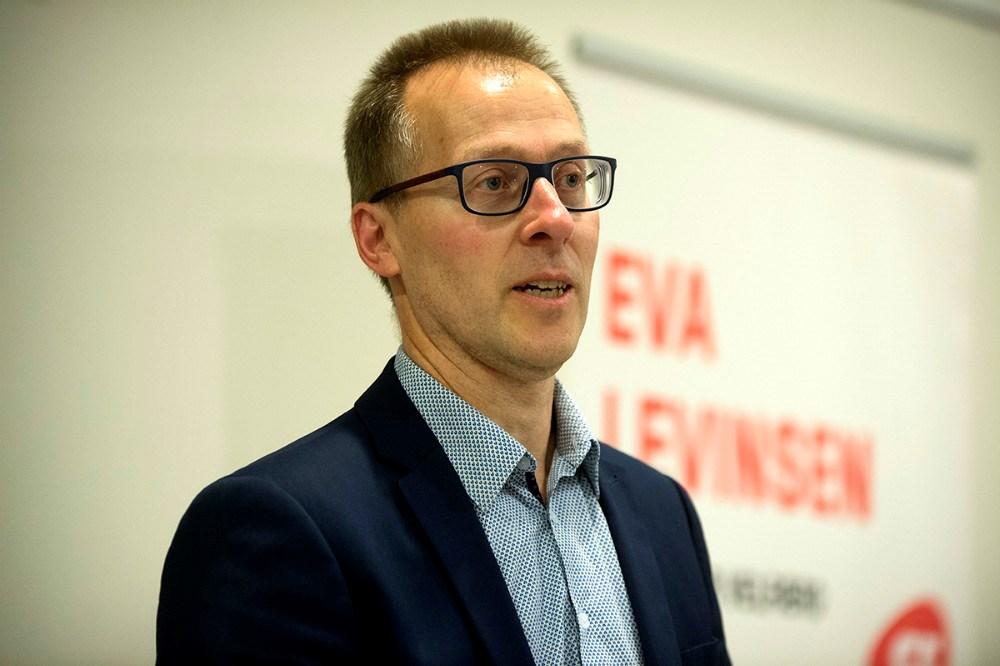 Sven-Åge Westphalen. Foto: Jens Nielsen
