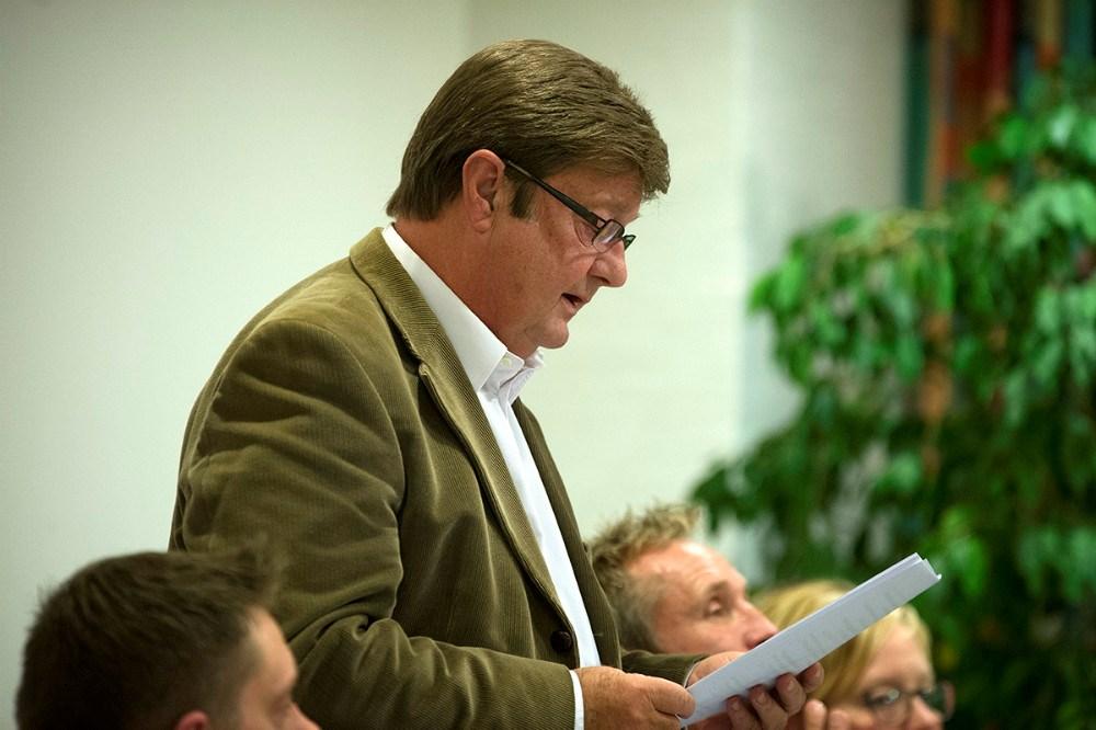 Gert Larsen, Foto: Jens Nielsen