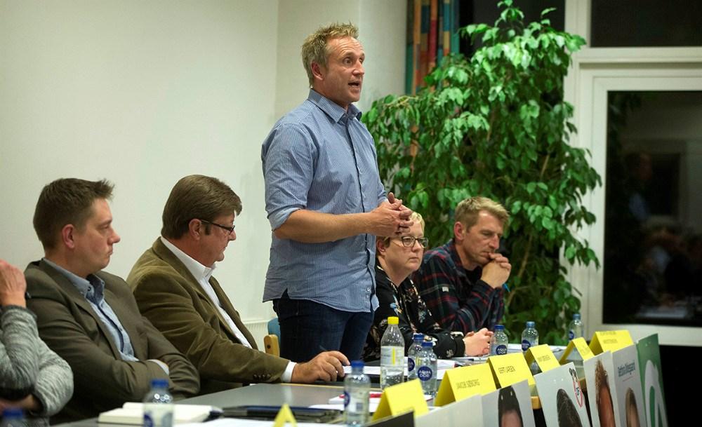 Jimmy Sørensen. Foto: Jens Nielsen