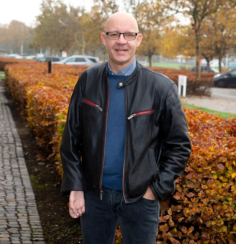 Mogens Gotlob. Foto: Jens Nielsen