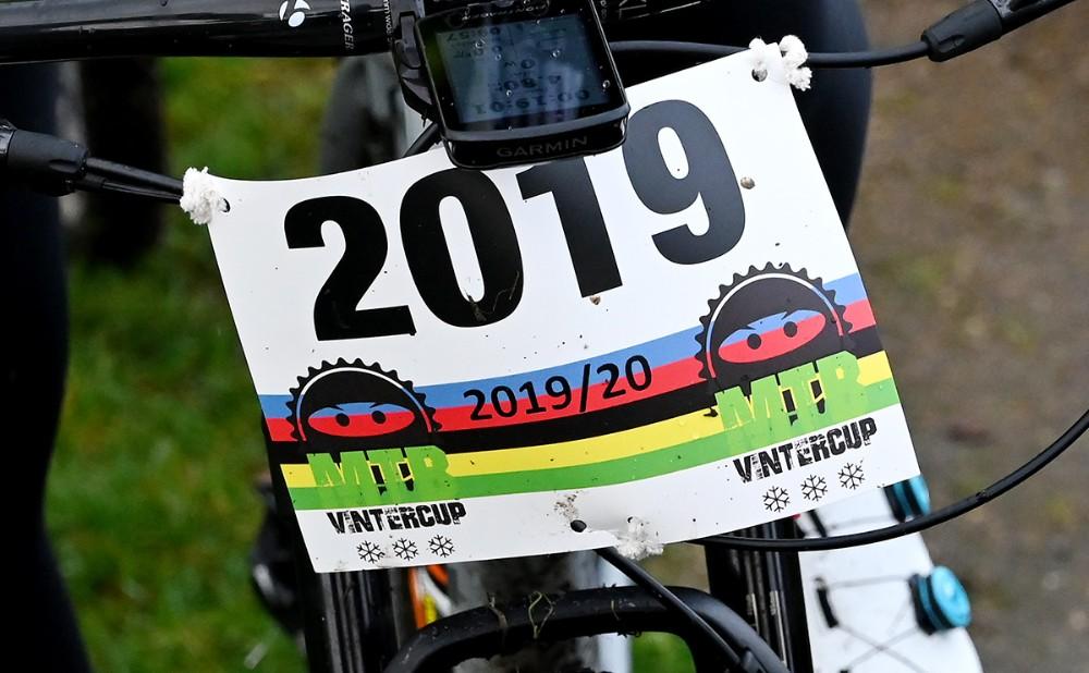 Specielt startnummer tilo verdensmesteren. Foto: Jens Nielsen