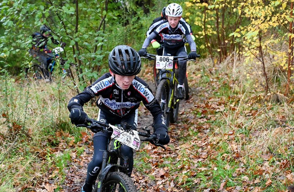Magnus Saxtoft og Magnus Ulberg. Foto: Jens Nielsen