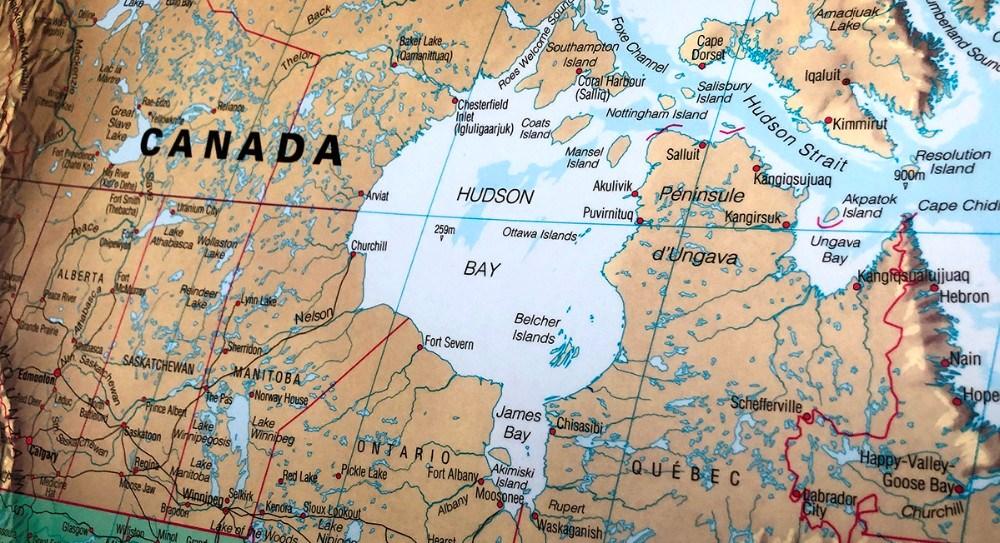 Nunavik skal til det nordlige Canada. Foto: Jens Nielsen