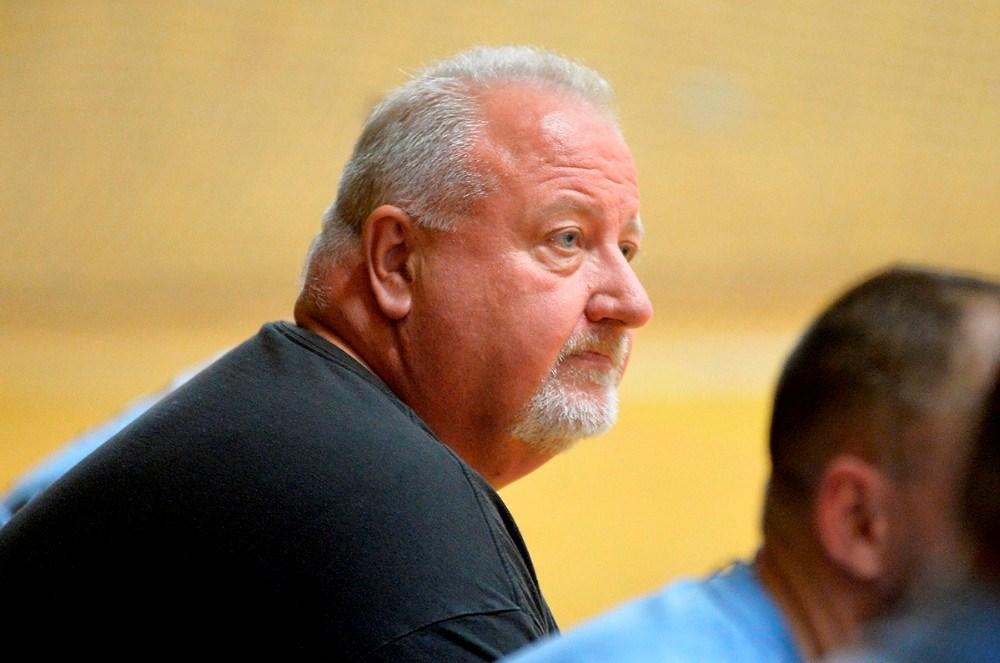 Træner Hans Wartenberg. foto: Jens Nielsen