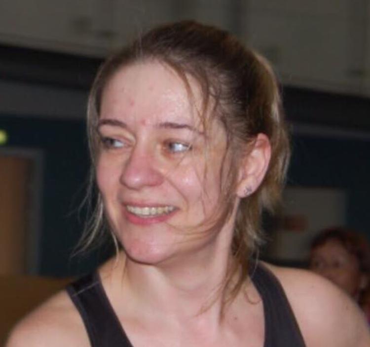 Instruktør Anna Mortensen. Privatfoto
