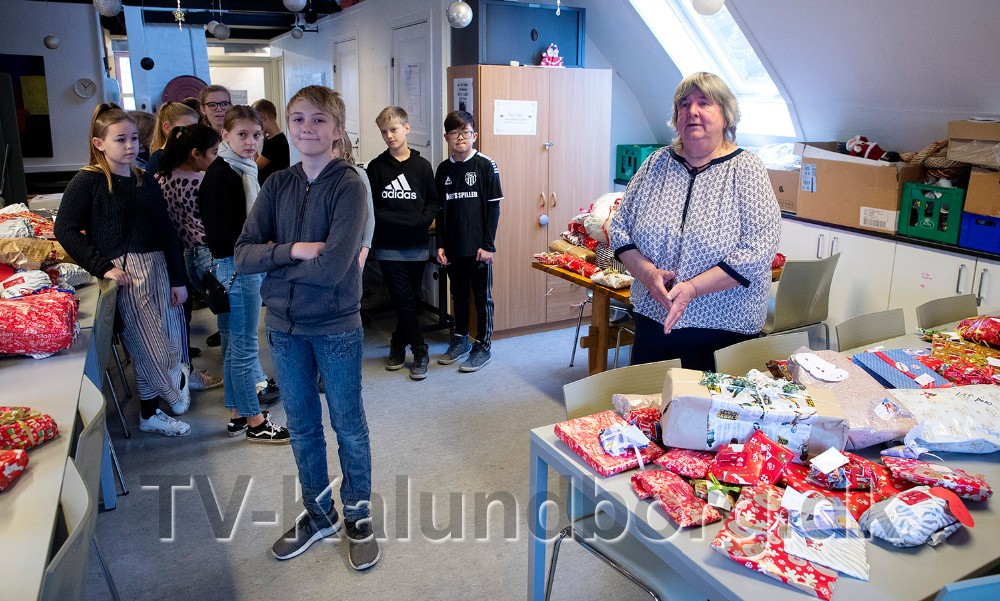 Marianne Madsen fortalte om arbejdet i Medborgerhuset. Foto: Jens Nielsen