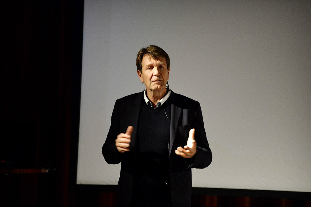 Erik Damgaard. Foto: Jens Nielsen