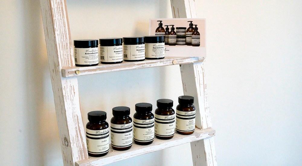 Der anvendes produkter fra Munkholm. Foto: Jens Nielsen