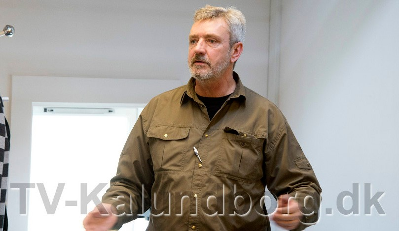 Uddannelseschef Leif Pedersen. Arkivfoto: Jens Nielsen