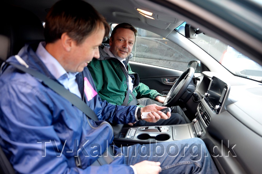 Klar til køretur. Foto: Jens Nielsen