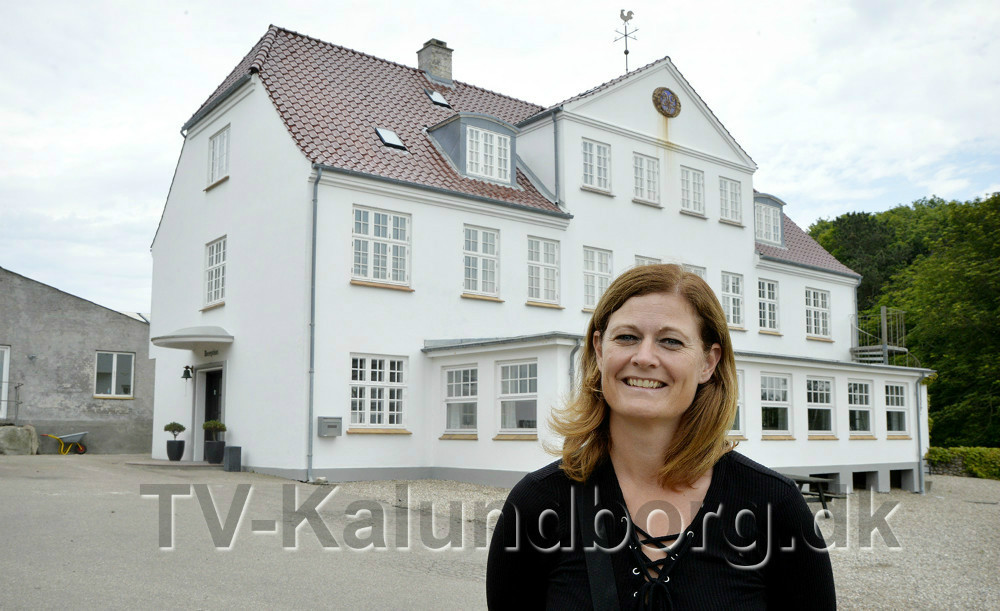 Hotelchef Hanne Dyremose. Arkivfoto: Jens Nielsen.