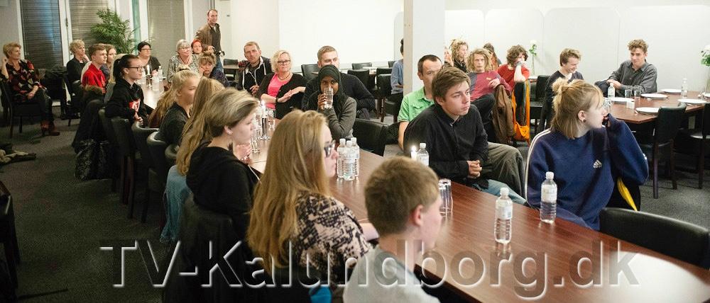 De unge får ordet på torsdag. Arkivfoto: Jens Nielsen.