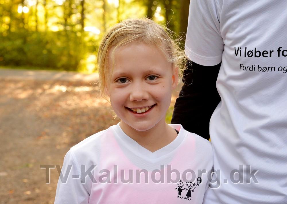 11-årige Emelia Neill er ramt af børneledegigt.  Foto: Jens Nielsen