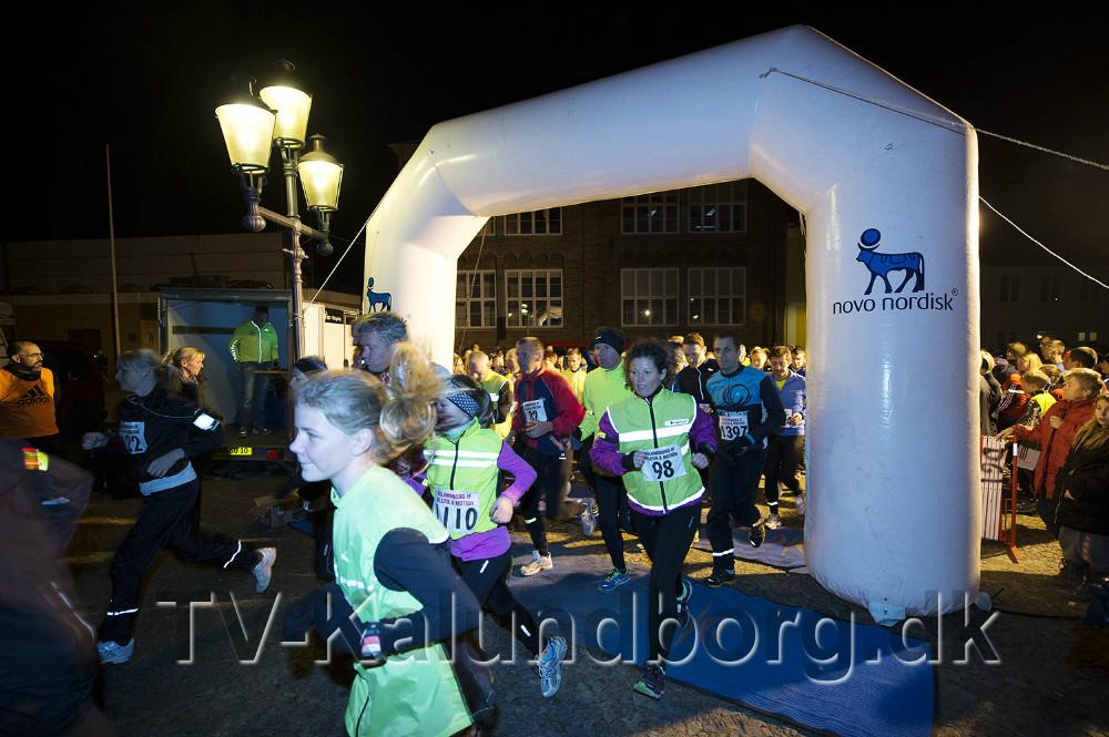 Igen i år bliver der motionsløb i forbindelse medWorld Diabetes Day. Foto: Jens Nielsen