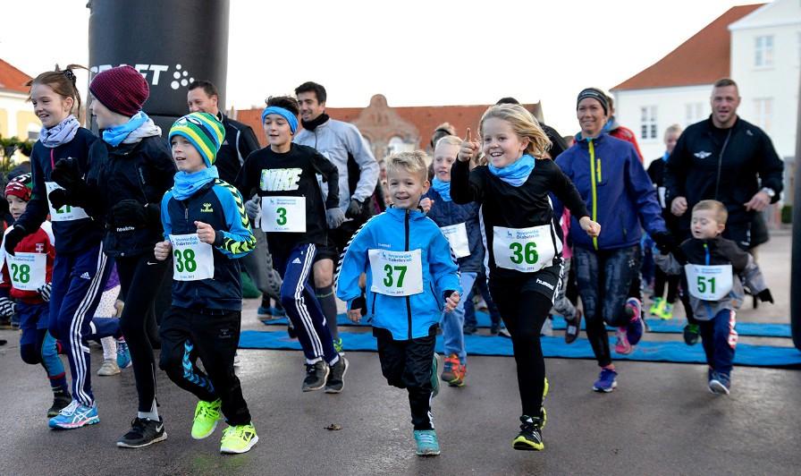 I år er hele 850 børn og voksne tilmeldtWorld Diabetes Day-løbet. Arkivfoto: Jens Nielsen