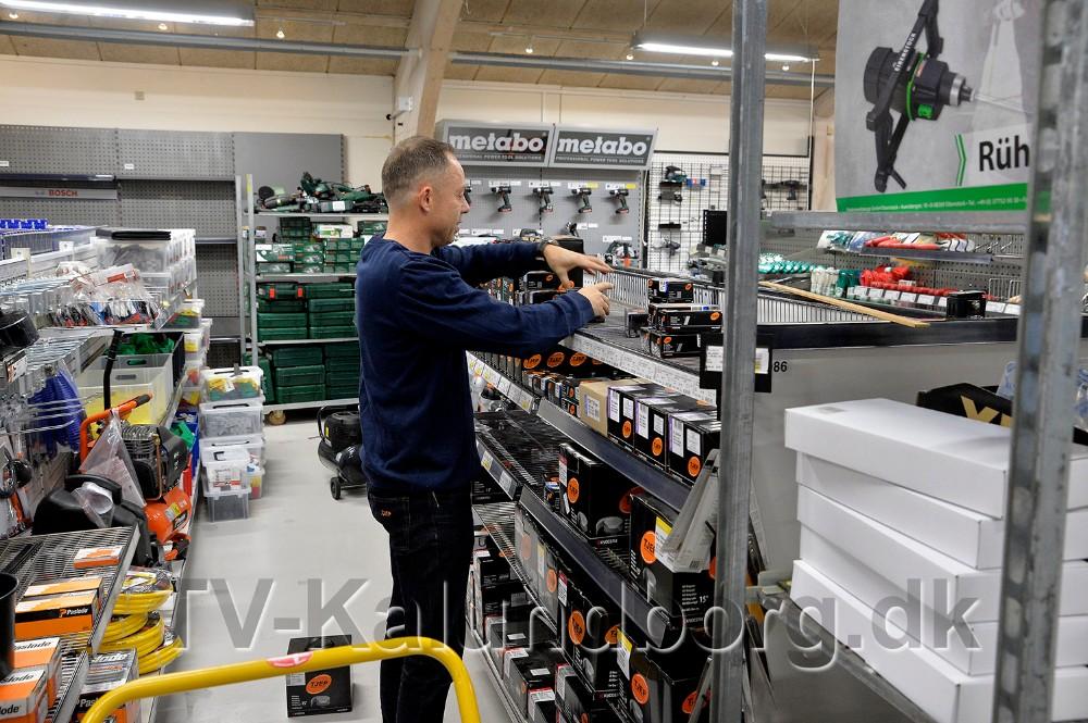 Flere leverandøører er med til om rokeringen. Foto: Jens Nielsen
