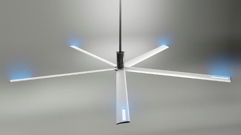 Den nye ventilator som kan dræbe bl.a. corona virus. PR-Foto