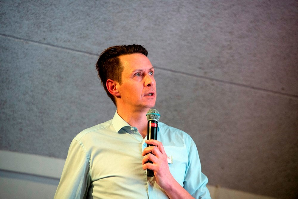 Erhvervschef Jens Lerager. Foto: Jens Nielsen