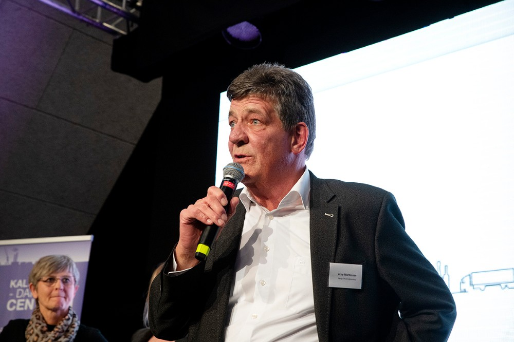 Nyvalgt til bestyrelsen, Erik Mortensen. Foto: Jens Nielsen