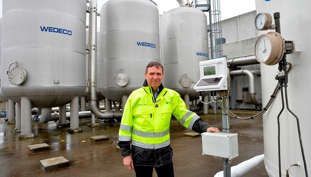 Direktør Hans-Martin Friis Møller, Kalundborg Forsyning. Foto: Jens Nielsen
