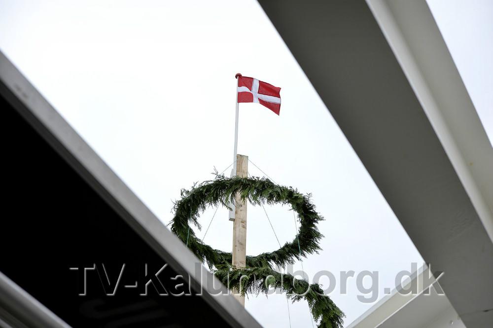 Rejsegilde på Bevægelseshuset Spiralen. Foto Jens Nielsen