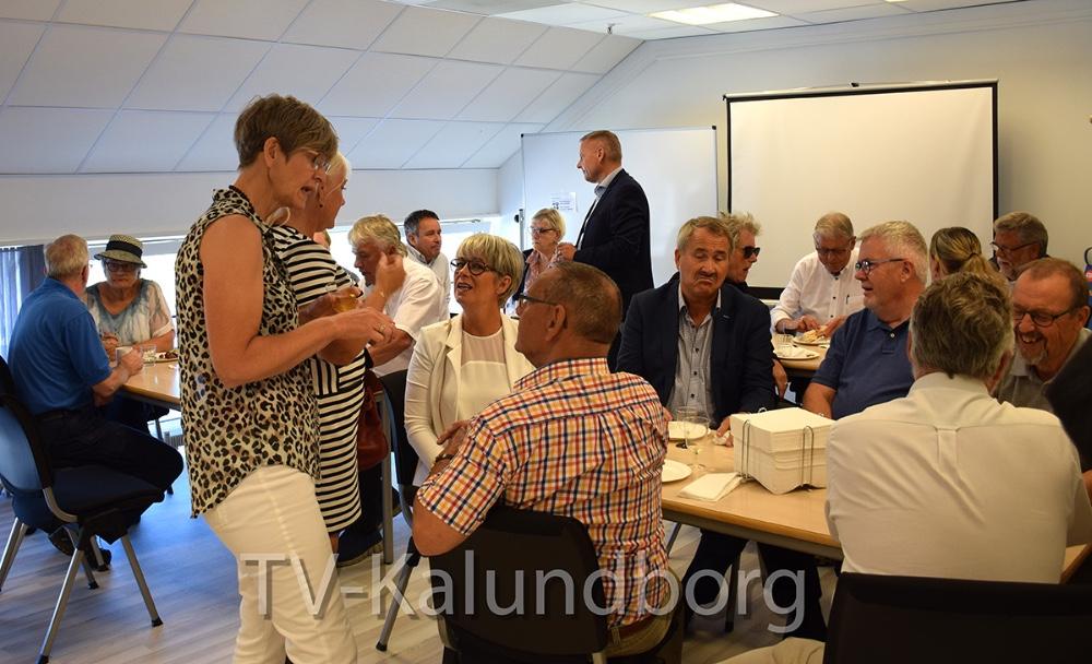 Afskedsreception for Laila Bregner Carlsen. Foto: Gitte Korsgaard