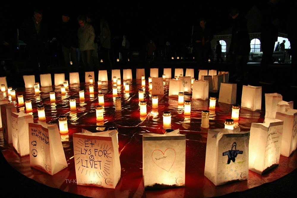 Stafet For Livet står bag arrangementet i Kino den 19. oktober.  Arkivfoto: Gitte Korsgaard.