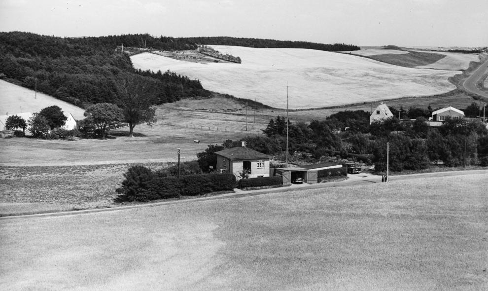 Arkivfoto 1957