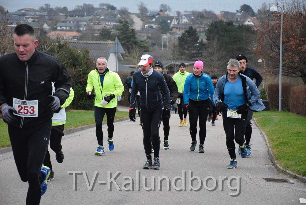 5 Tårns Motion afholdte Vintermaraton i dag. Foto: Gitte Korsgaard