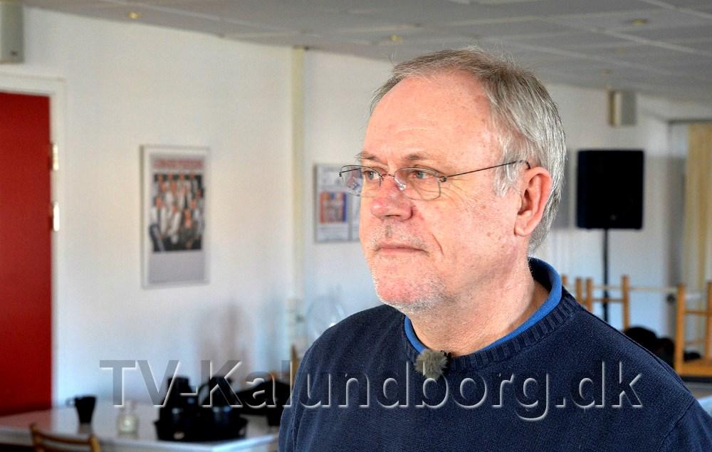 Instruktør og skuespiller Steen Langtved. Foto Jens Nielsen
