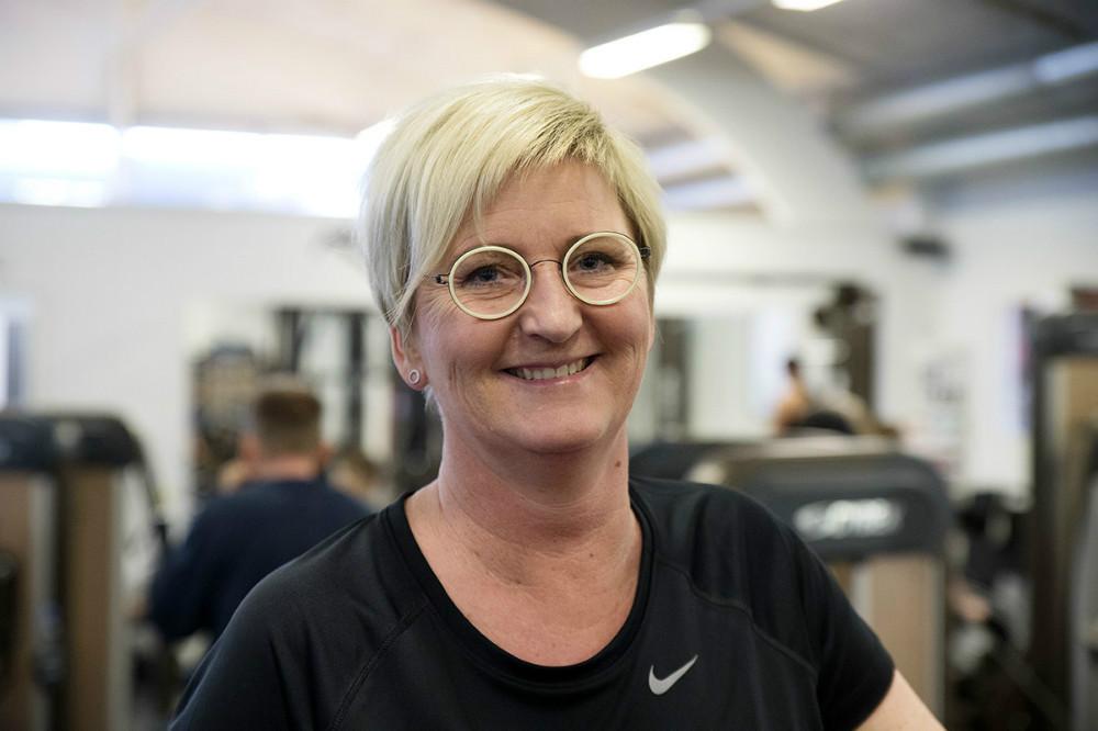 Tina Joensen. Foto: Jens Nielsen