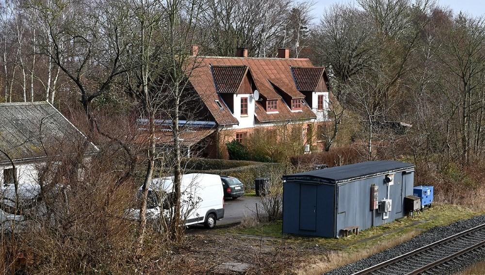 Dennis Dinesen har solgt sin ejendom til Vejdirektoratet. Foto: Jens Nielsen