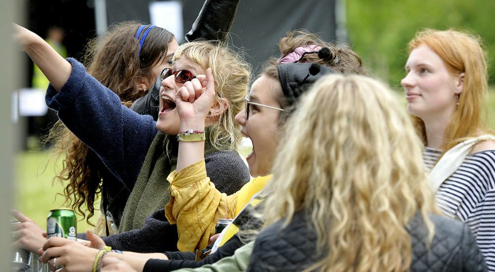 Arrangørerne venter mindst 2000 til ´Multival´ i Klosterparken. Foto: Jens Nielsen