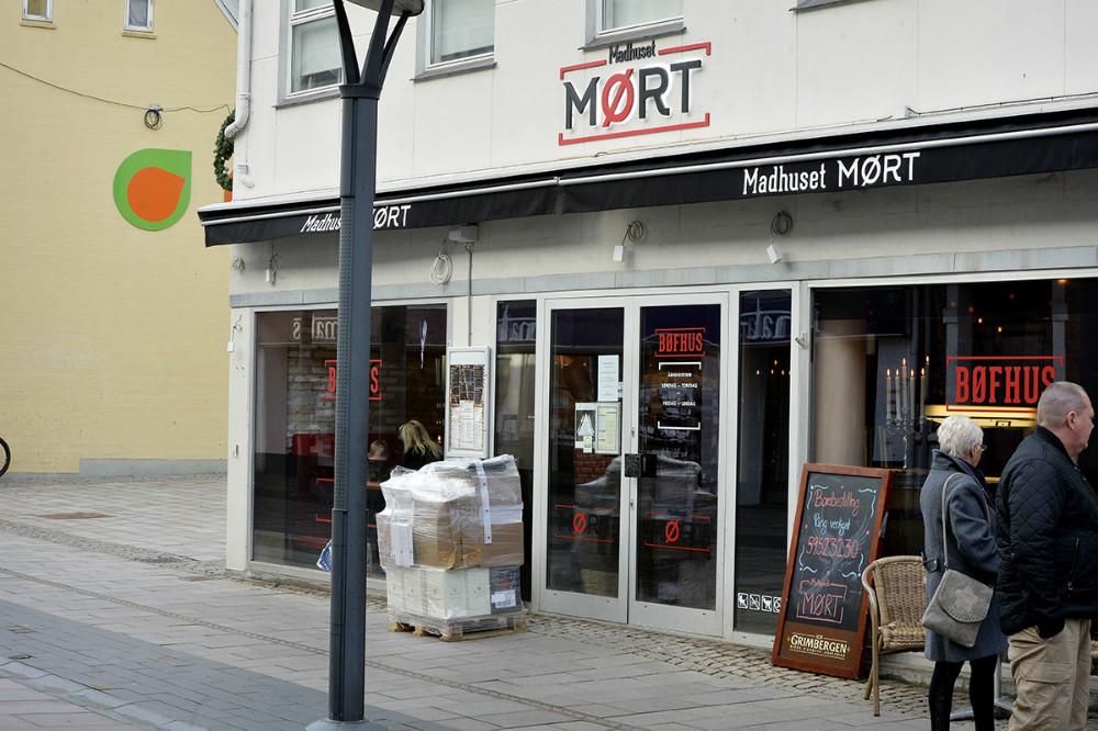 TV-kalundborg - Restaurant og café sat til salg