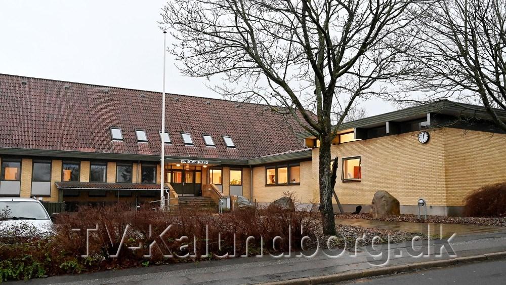 Det tidligere rådhus i Svebølle er solg til det nystiftede selskabStjern A/S. Foto: Jens Nielsen