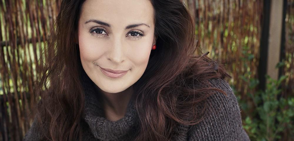Julie Berthelsen kommer igen til Kino Den Blå Engel. Privatfoto