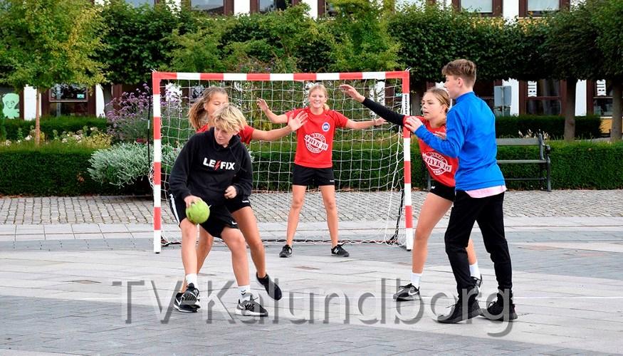 Billede fra sidste årsSundheds- og idrætsfestivalen. Arkivfoto: Gitte Korsgaard