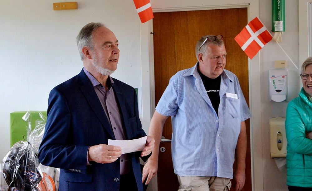 Søren Eriksen. Foto: Jens Nielsen
