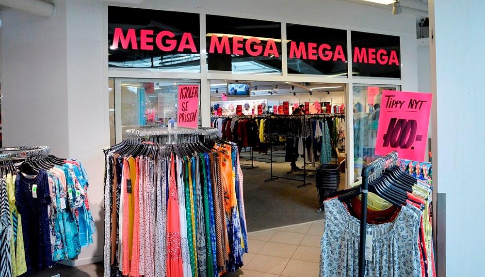 MEGA i Høng Centret. Foto: Jens Nielsen
