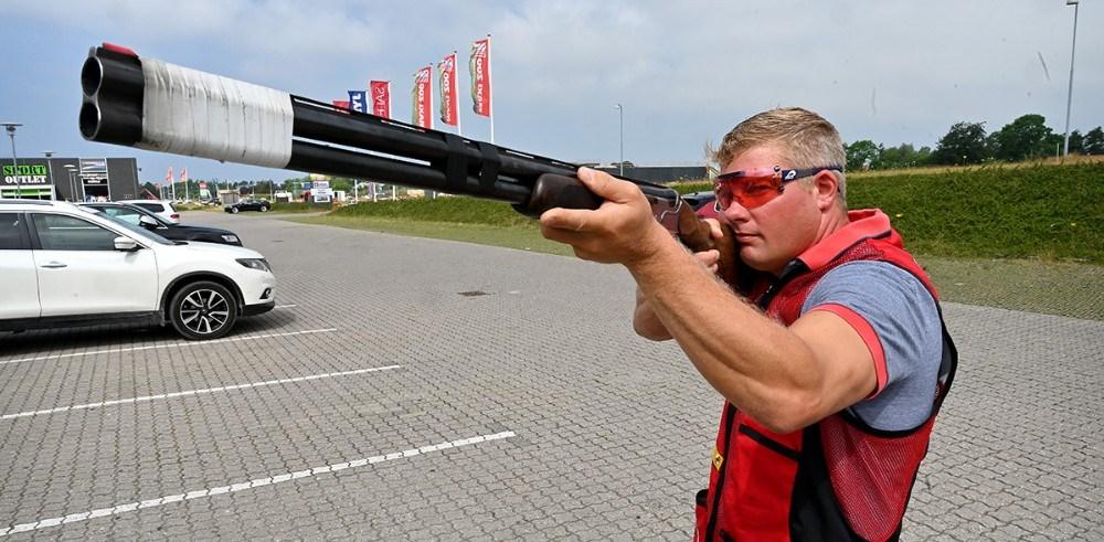 Jesper Hansen fra Svebølle repræsenterer Danmark til OL i Tokyo. Foto: Jens Nielsen