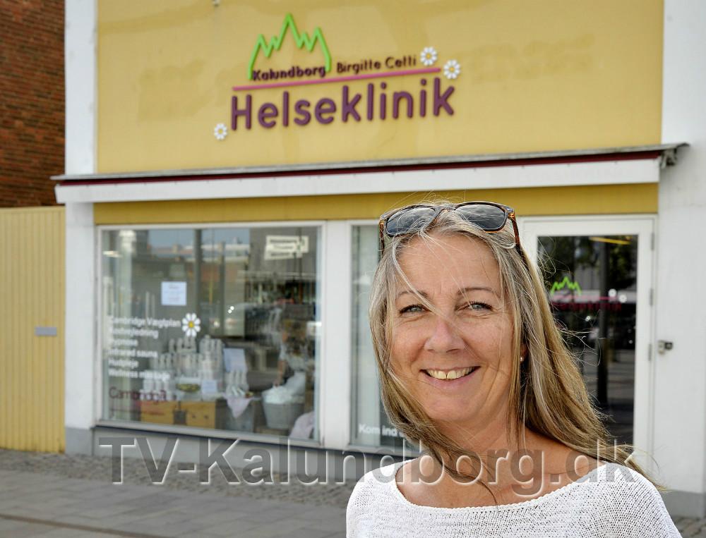 Birgitte Cetti, indehaver af Kalundborg Helseklinik. Foto: Jens Nielsen